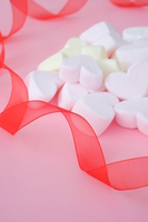 Heart of marshmallow Stock photo [4943133] White