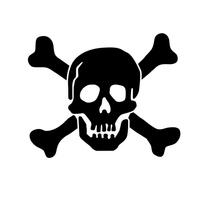 Halloween skull skeleton [4946959] Halloween