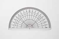 Protractor image Stock photo [4947835] protractor