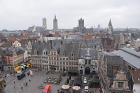 From Ghent city gravensteen Stock photo [4948073] Ghent