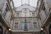Galeries St. Hubert Stock photo [4948084] Belgium