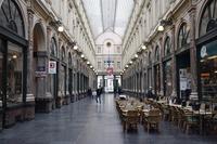 Galeries St. Hubert Stock photo [4948087] Belgium