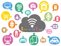 IOT Internet network [5037594] iot