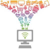IOT Internet network [5038236] IOT