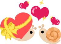 Cute snail illustration [5038284] An