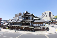 Dogo Onsen Main building Stock photo [5039425] Dogo