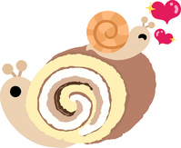 Snail snails and mysterious shell snails [5041590] An