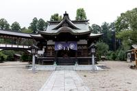 Shizen Shrine Stock photo [5043986] August