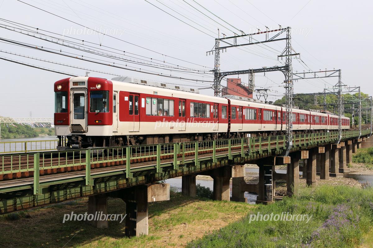 近鉄5200系 写真素材 [ 5317249 ...