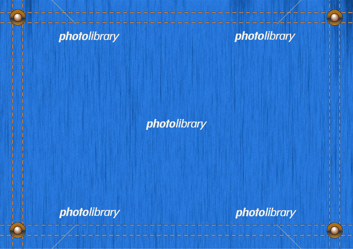 デニム調 イラスト素材 5322505 フォトライブラリー Photolibrary
