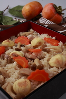 Rice cooked Stock photo [185048] Rice