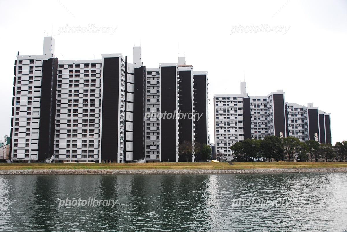 広島市営基町高層アパート 写真素材 [ 5755850 ] - フォトライブラリー ...