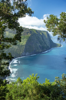 ワイピオ渓谷 Waipio Valley Lookout Big Island Hawaii ワイピオ渓谷