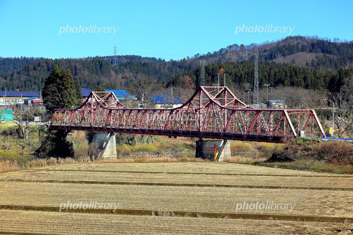 舟形町 堀内橋 写真素材 [ 5824565 ] - フォトライブラリー photolibrary