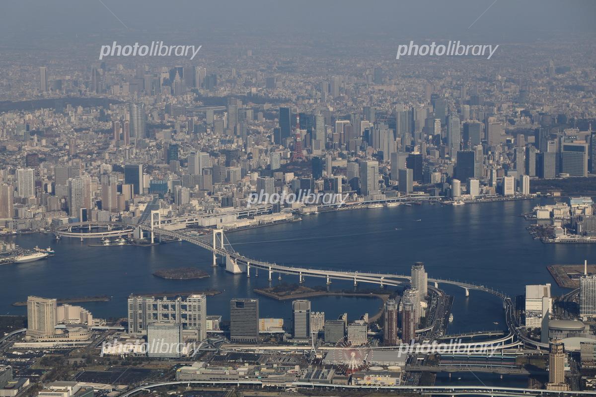 東京上空 写真素材 [ 5919807 ] - フォトライブラリー photolibrary