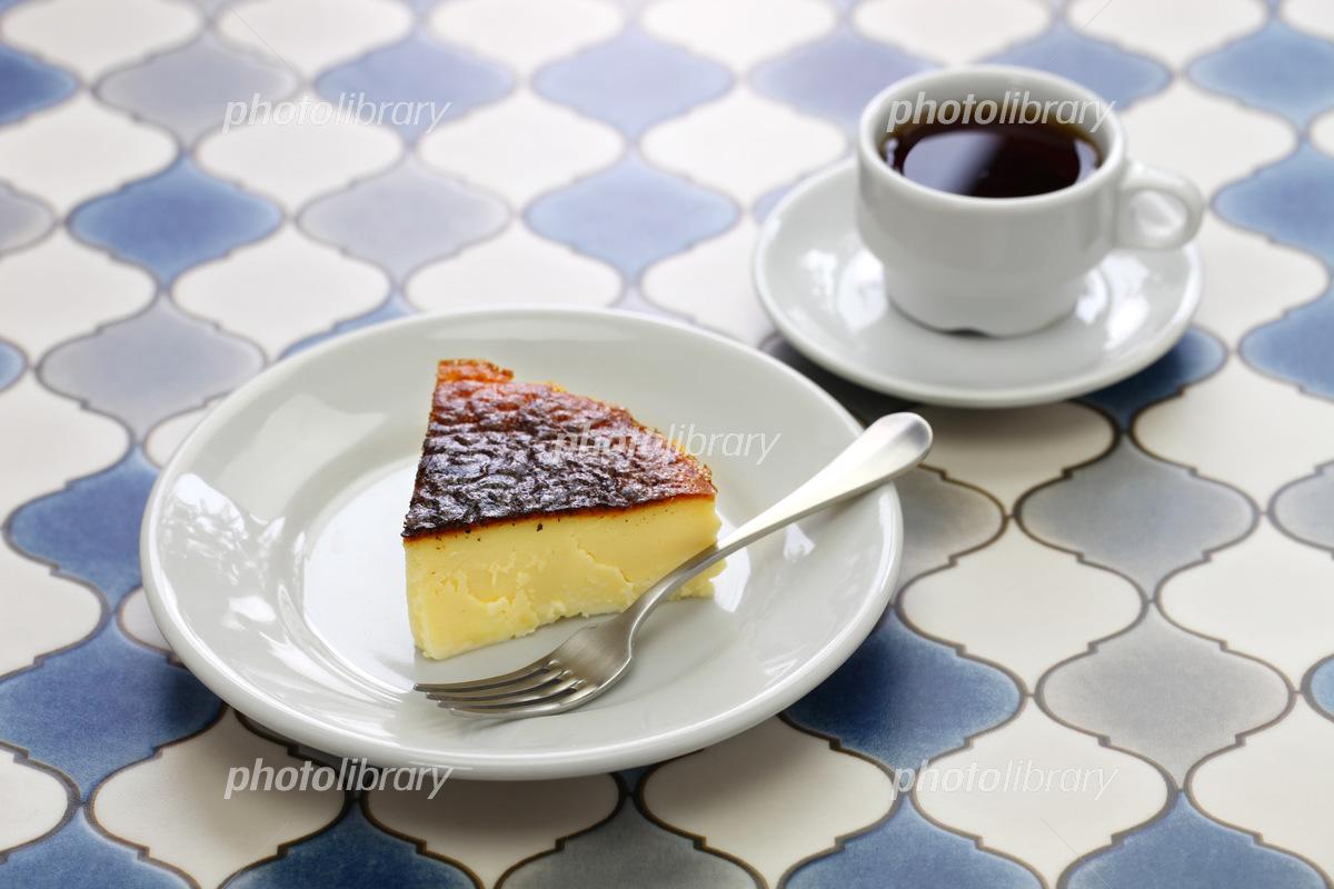 ケーキ バスク チーズ
