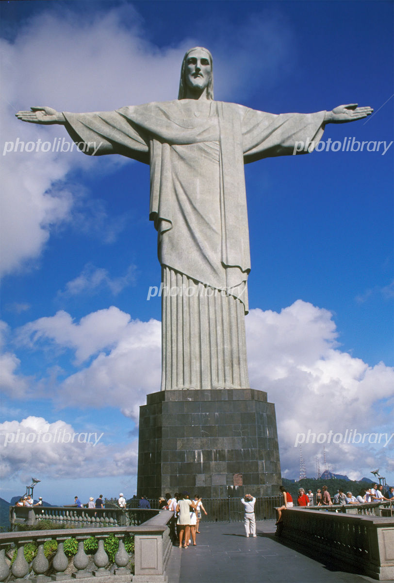 コルコバードのキリスト像の画像 p1_4