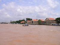 Mekong River Stock photo [25550] Ho
