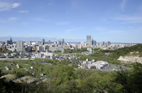 View of Sendai city of Sendai Castle Ruins Stock photo [816019] Miyagi