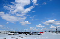 Rooftop parking Stock photo [816773] Parking