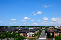 New residential area Stock photo [819140] House
