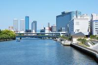 Osaka Tenmabashi Stock photo [819826] Tenmabashi
