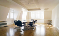 Conference room Stock photo [820898] Interior