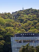 Of Tokushima Prefecture Bizan Stock photo [825851] Shikoku