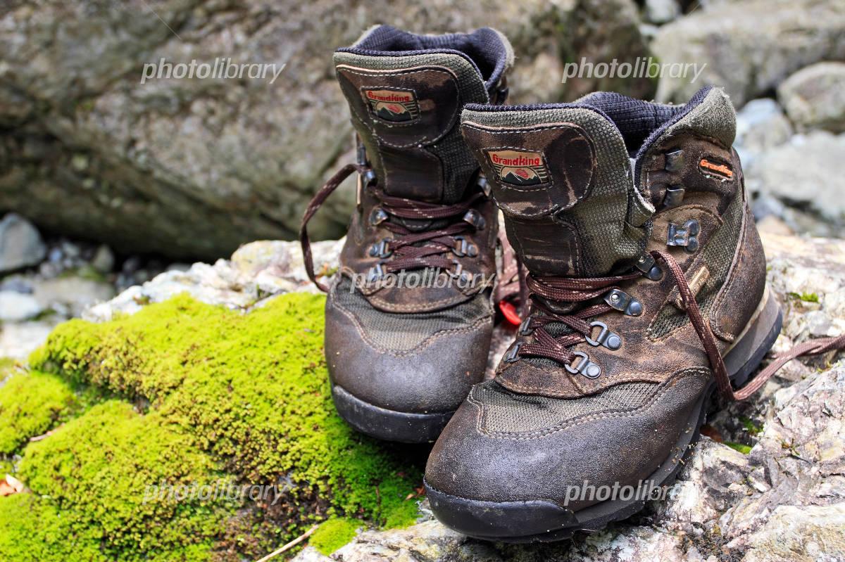 Climbing shoes Photo