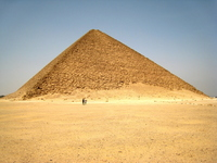 Giza's three major pyramids Egypt Stock photo [890480] Pyramid