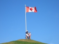 Canada flag Stock photo [891269] Kanata