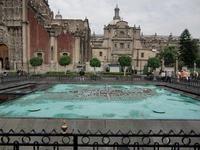 Model of Mexico Zocalo plaza Tenofovir Titi Tran Stock photo [892326] Tenofovir