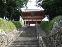 Dojoji temple gate Stock photo [895122] Wakayama