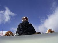 Snowboard Sunny Stock photo [895158] Snowboard