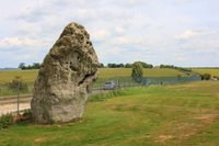 Stonehenge Heel Stone Stock photo [895268] United
