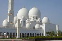 UAE mosque Stock photo [895938] Mosque