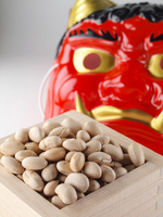 Beans Maki of evil scare off Stock photo [896530] Traditional