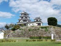 Ozu Castle Stock photo [986075] Ehime