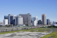 Makuhari New City Stock photo [986491] Makuhari