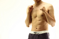 Male boxer Stock photo [989342] Man