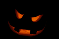 Halloween pumpkin lantern Stock photo [993047] Halloween