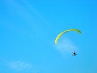 Motor paragliding Stock photo [995261] Mopara