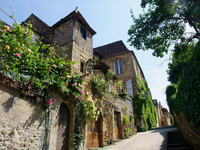 French countryside Sarlat Stock photo [996389] French