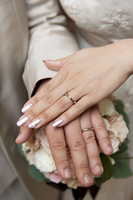 Wedding ring Stock photo [1100161] Wedding