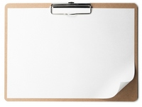 Clipboard Stock photo [1101832] Clipboard