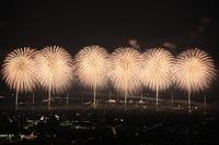 Nagaoka Fireworks Phoenix Stock photo [1102265] Fireworks