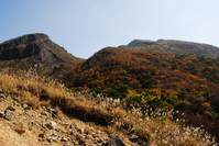 Ebino Korea dake of autumn Stock photo [1102663] Ebino