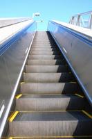 Escalator Stock photo [1105522] Escalator