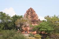 Vietnam, Nha Trang, Ponagaru tower ruins Stock photo [1108613] Ponagaru