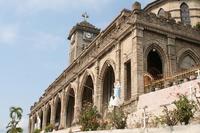 Vietnam Nha Trang Cathedral Stock photo [1110820] Church